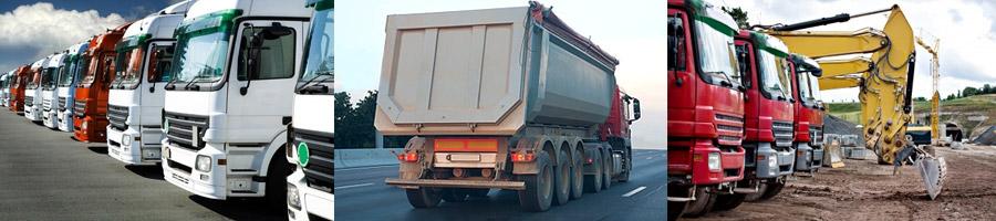 Transport de véhicules industriels